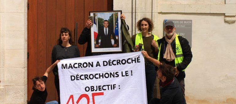 Trois «décrocheurs» du portrait de Macron en garde à vue en Gironde