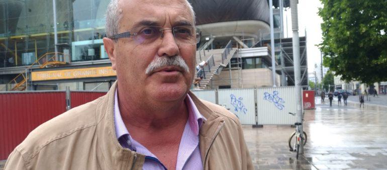 Guérilla verbale au «procès politique» du maire Gilet jaune Segundo Cimbron