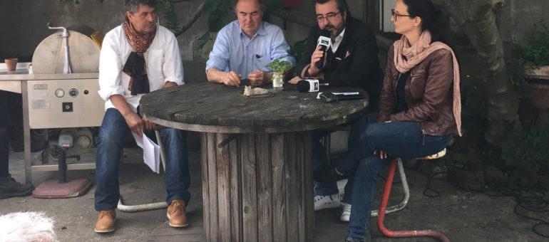 Podcast : les débats de la 3<sup>e</sup> édition bordelaise de Sous les pavés la vigne