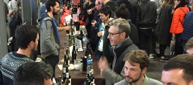 25 et 26 mai : Le salon des vins Sous les pavés la vigne au Garage Moderne