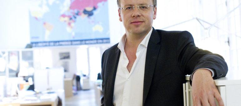 Christophe Deloire de Reporters sans frontières : «les journalistes doivent être des tiers de confiance»