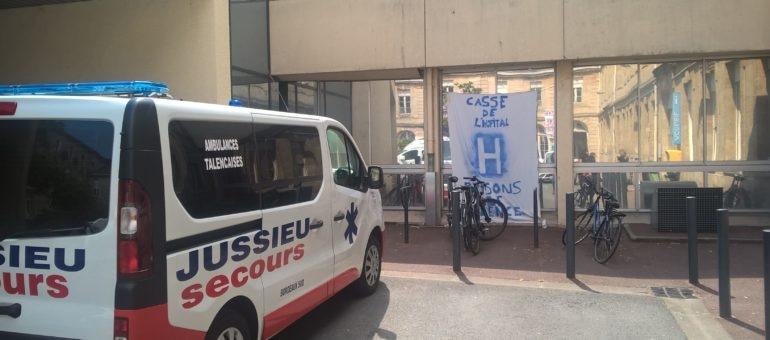 A Saint-André, un remaniement des urgences pour sanctionner les grévistes ?