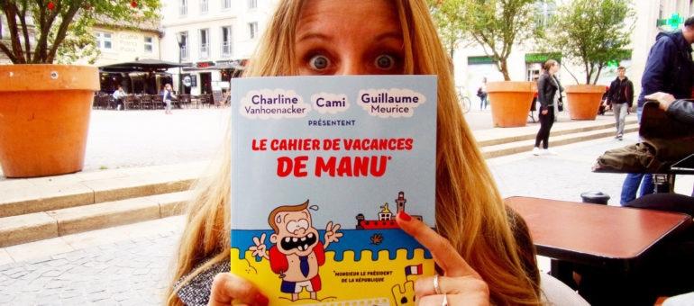 Le cahier de vacances de Macron, pour ne pas redoubler l'Acte II du quinquennat