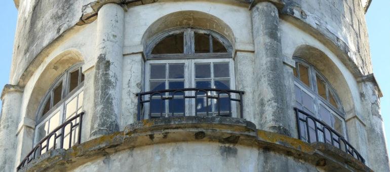 Le loto du patrimoine choisit le château d'eau à Podensac, première œuvre de Le Corbusier en France