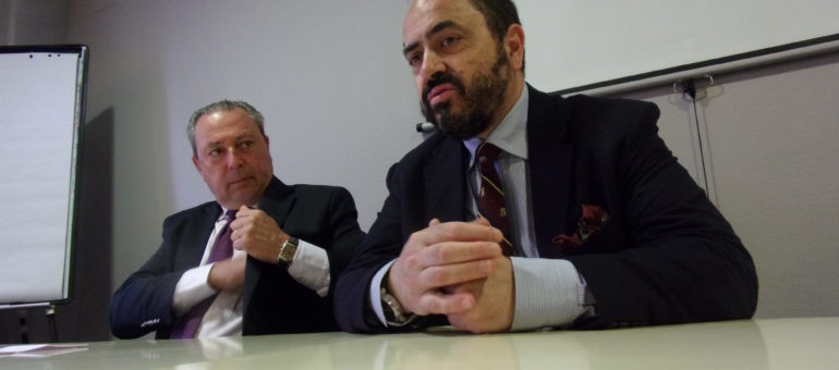 Bruno Paluteau candidat du Rassemblement National à la mairie de Bordeaux