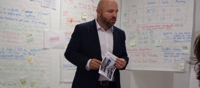 L'élu socialiste Matthieu Rouveyre arrête la politique