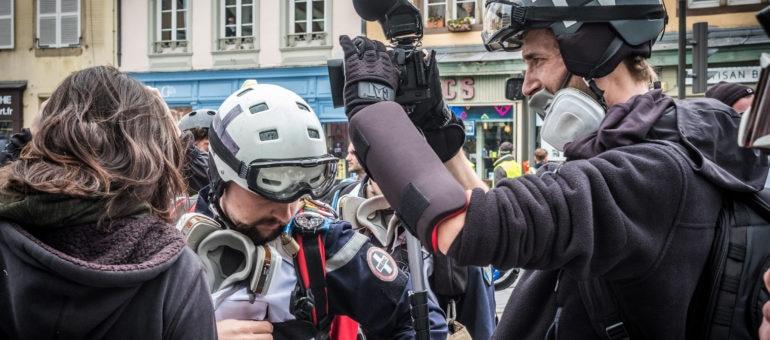 Affaire Gaspard Glanz : deux juristes bordelais relèvent un recul des droits des journalistes