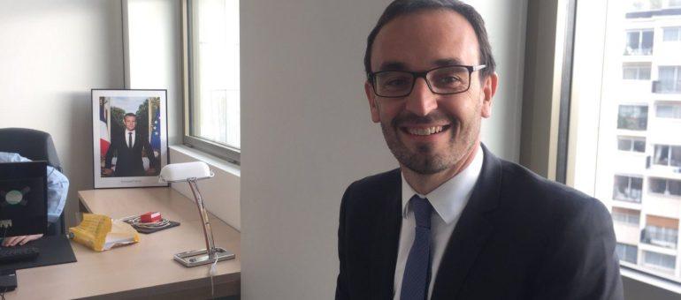 Municipales 2020 : Thomas Cazenave investi candidat En Marche ! à Bordeaux