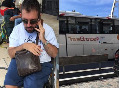 Son fils handicapé refusé dans un bus Transgironde, une maman s'insurge