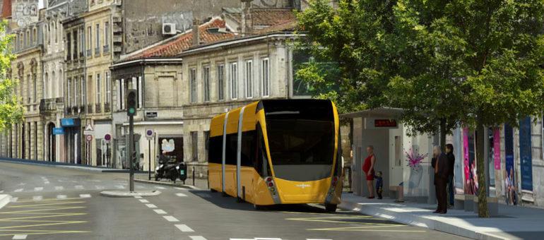 La cour administrative d'appel plombe le BHNS Bordeaux – Saint-Aubin