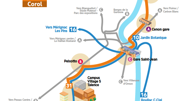 De nouveaux bus pour les teufeurs et les taffeurs à Bordeaux Métropole