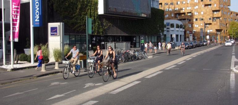 Encore des barrières à lever pour les autoroutes du vélo à Bordeaux