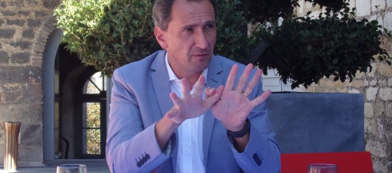 Municipales 2020 : Vincent Feltesse candidat agitateur d'idées à Bordeaux