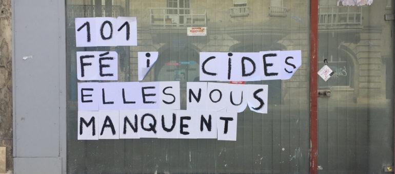 La Nouvelle-Aquitaine veut inscrire le féminicide dans le code pénal, pour quoi faire ?