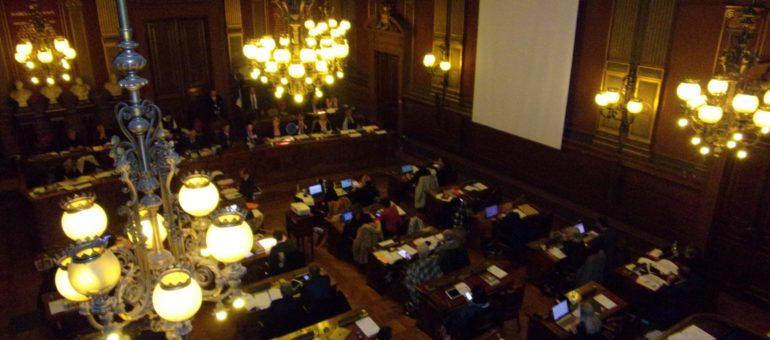 Bras de fer entre Verts et maire au conseil municipal de Bordeaux