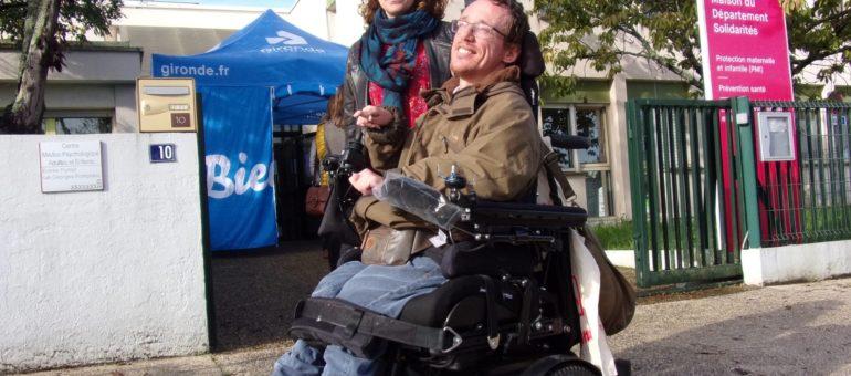 Des Bordelais créent un réseau social d'entraide pour les handicapés
