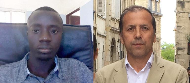 7 novembre : Rencontre avec des journalistes menacés et réfugiés à Bordeaux