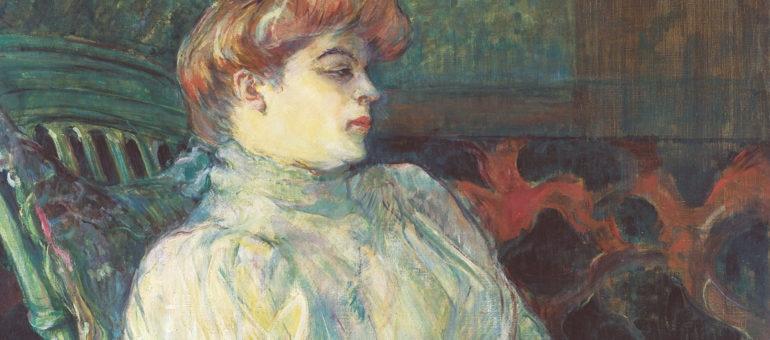On sait enfin qui est la mystérieuse bordelaise peinte par Toulouse-Lautrec