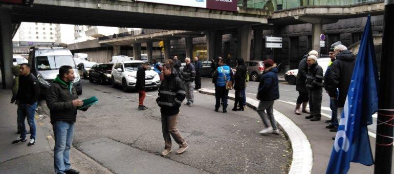 Les salariés de Parcub en grève contre la mise au pas de la régie