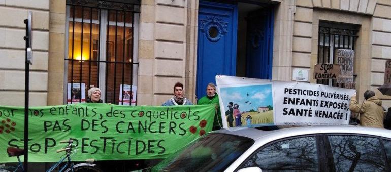 Pesticides : une Charte des riverains négociée sans riverain