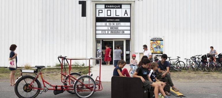 La Fabrique Pola reçoit le prix national du «Projet citoyen 2019» pour son architecture concertée
