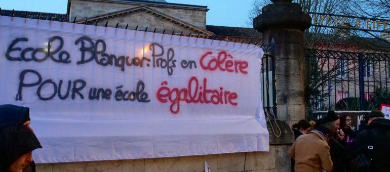 Ces lycées de Bordeaux Métropole à l'épreuve du contrôle continu