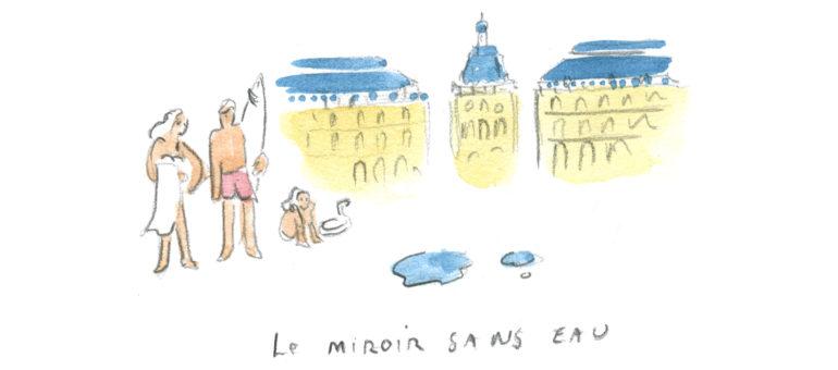 Bordeaux sans Rue89 Bordeaux c'est comme le miroir sans eau