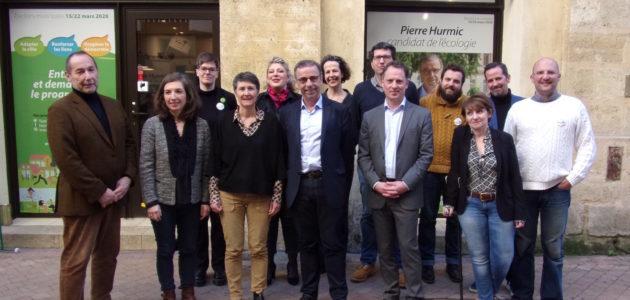 Les nouveaux soutiens de Pierre Hurmic sortent du bois