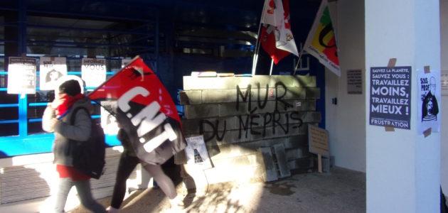 E3C : en Gironde, les lycéens passent la BAC d'abord et les profs font le mur