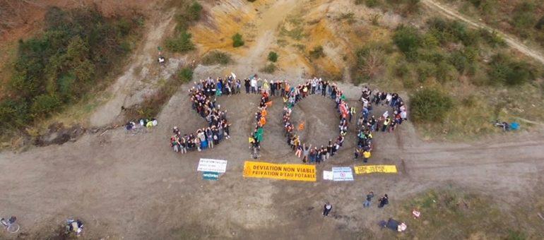 Déviation du Taillan : les écologistes bétonnent leur défense pour arrêter les travaux