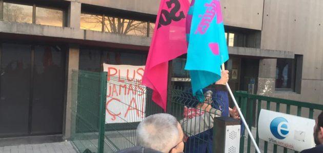 A Bordeaux, un Guinéen vient s'inscrire à Pôle emploi et est arrêté à la sortie