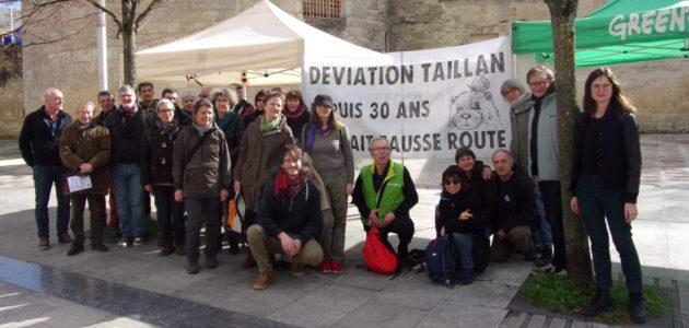 La déviation du Taillan, un projet «du siècle dernier» jugé au tribunal administratif de Bordeaux