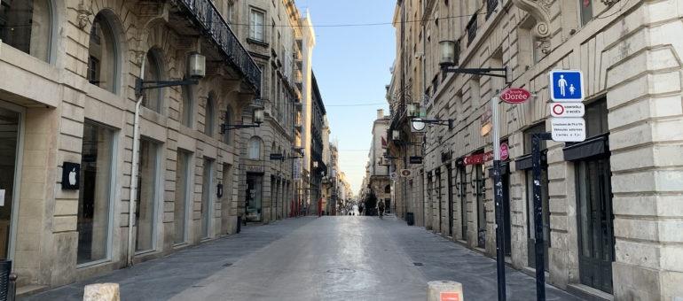 Covid-19 : Bordeaux et la Nouvelle-Aquitaine reconfinées