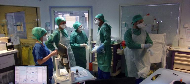 Coronavirus : la Nouvelle-Aquitaine, base arrière de l'opération Morphée