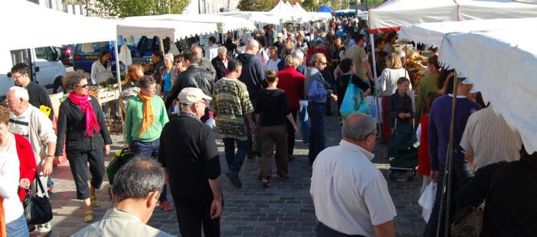 Coronavirus : un krach des marchés de plein air en Gironde