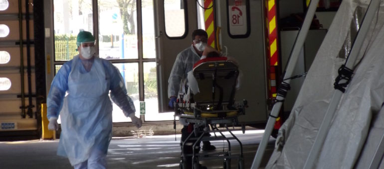 Coronavirus : les urgences de Bordeaux sur le pied de guerre