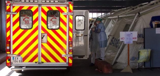 Covid-19 : la décrue de l'épidémie s'accélère en Gironde