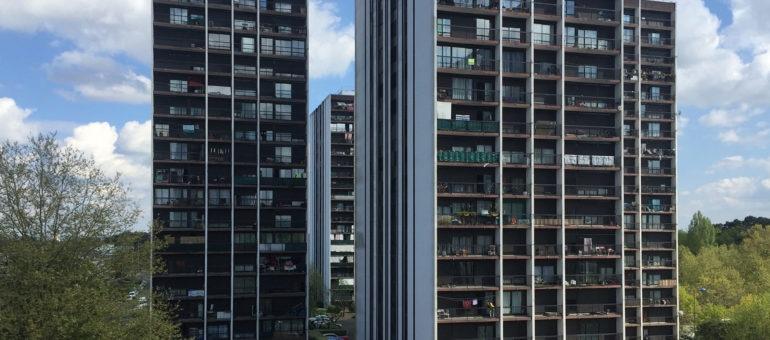 Saige, la cité confinée où «on peut enfin ouvrir la fenêtre»