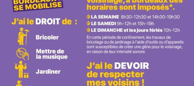 Non, il n'est pas interdit de rigoler après 19h30 à Bordeaux