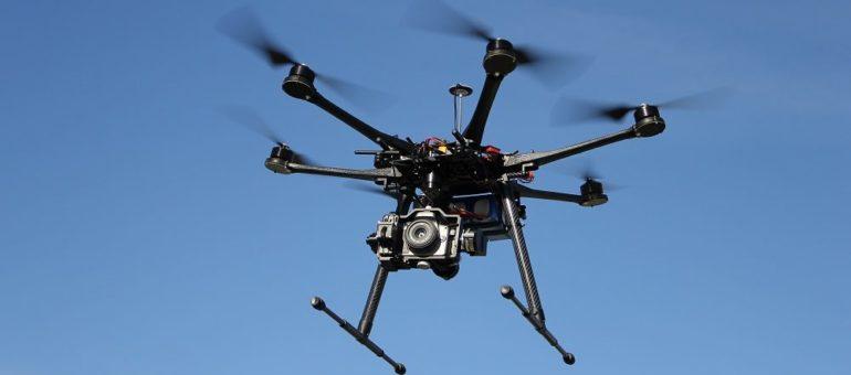 Des drones pour contrôler les entorses au confinement en Gironde