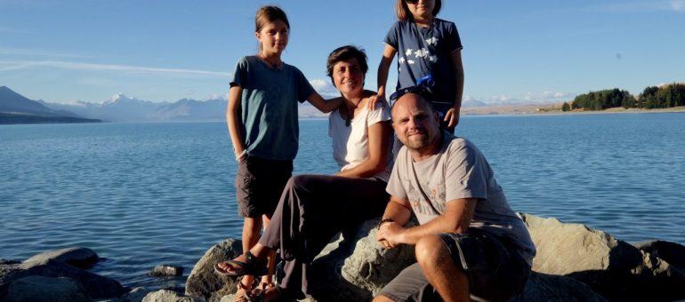 Une famille bordelaise partie un an au bout du monde