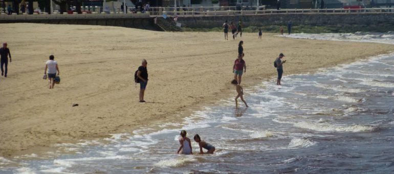 1er week-end de déconfinement : «On a marché sur la plage !»