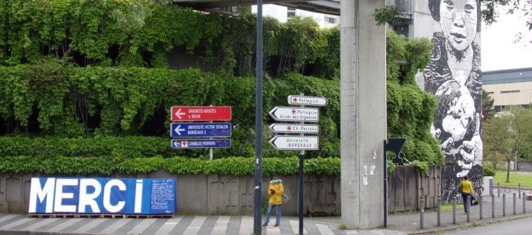Mobilisé, le personnel de l'hôpital de Bordeaux veut plus que de la charité