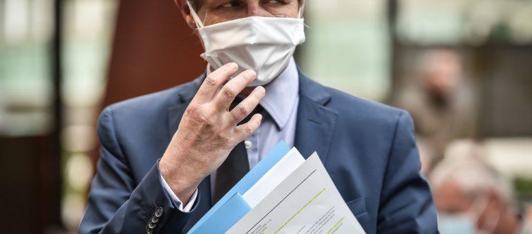 L'utilisation des adresses de la taxe d'habitation pour l'envoi des masques validée in extremis