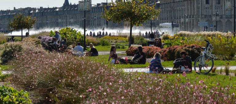 Les quais de Bordeaux en mode dynamique jusqu'à (au moins) début juin