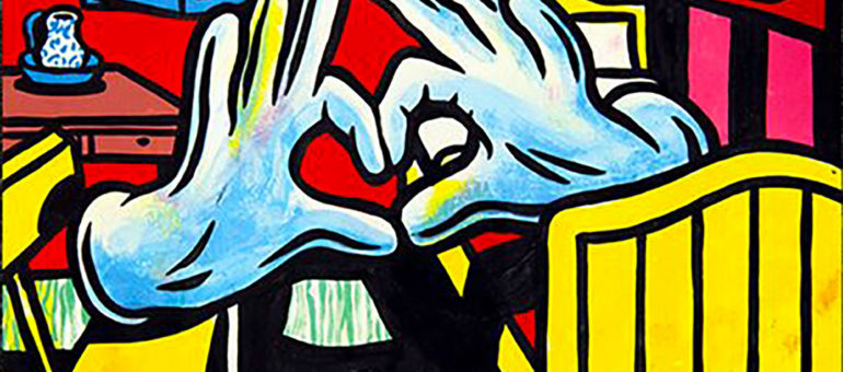 La vente des œuvres de street art rapporte 21000€ aux étudiants précaires