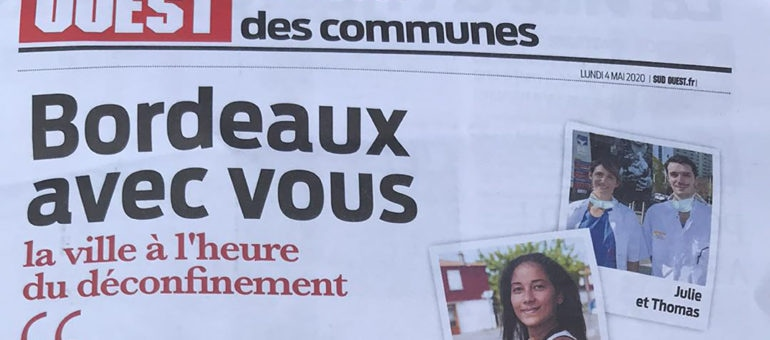 L'opération promo de Sud-Ouest pour la mairie de Bordeaux se fait déboîter