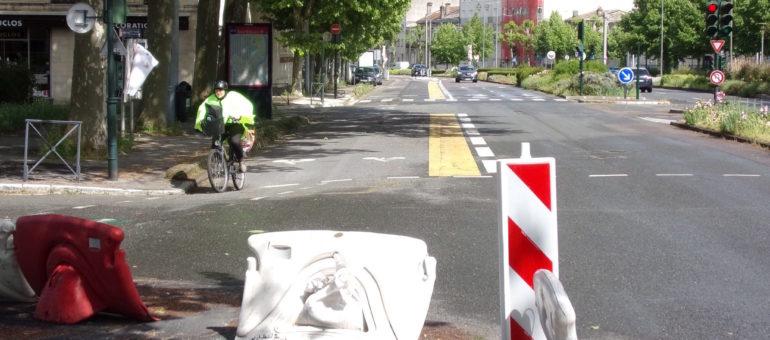 Le plan vélo de Bordeaux Métropole en piste pour le déconfinement
