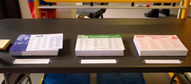 Résultats et commentaires des élections municipales à Bordeaux et sa métropole
