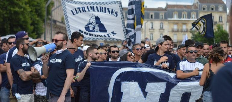 Girondins : Les Ultramarines rompent aussi avec la mairie de Bordeaux
